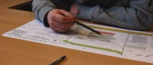 Lageplan zum Bauantrag