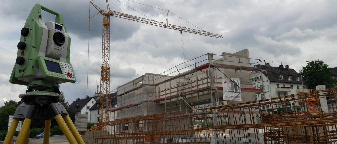 Bau eines landwirtschaftsnahen Betriebes in Lüdenscheid